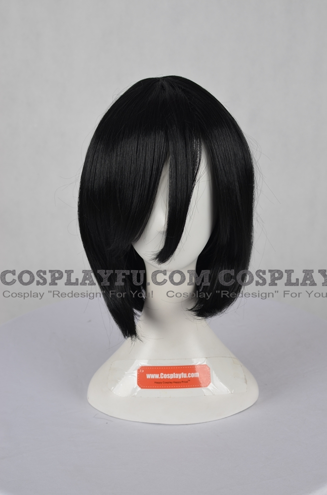 Black Wig (Short,Straight,Chika)