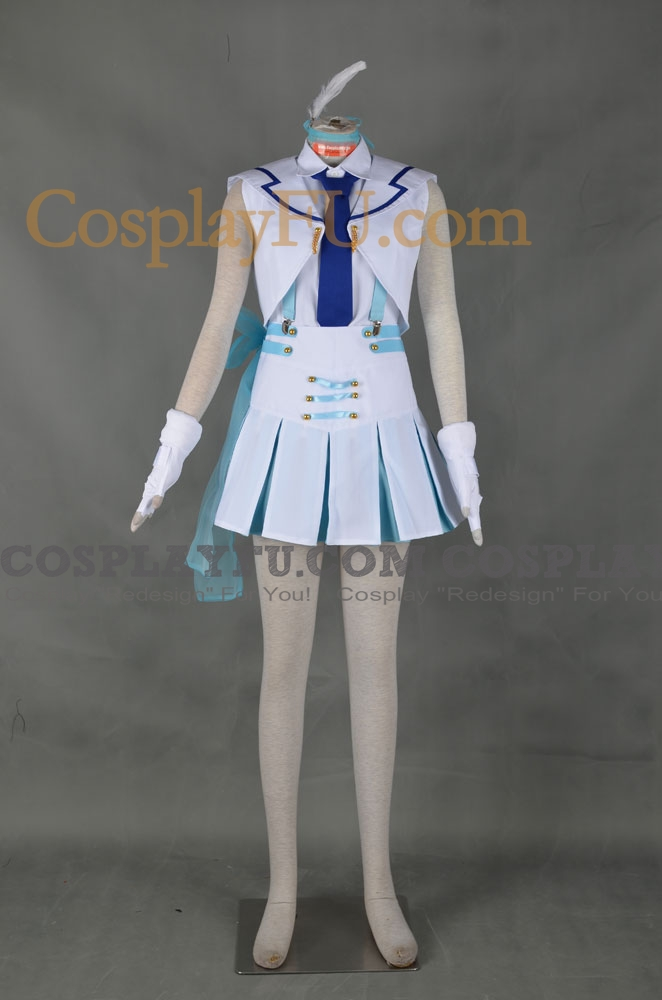 Eri Cosplay Costume (Wonderful Rush) from Love Live