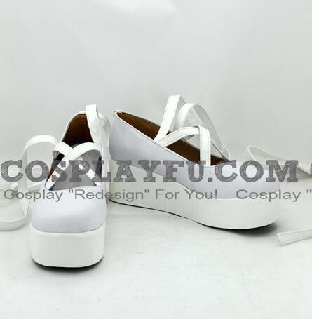 月詠 葉月 靴