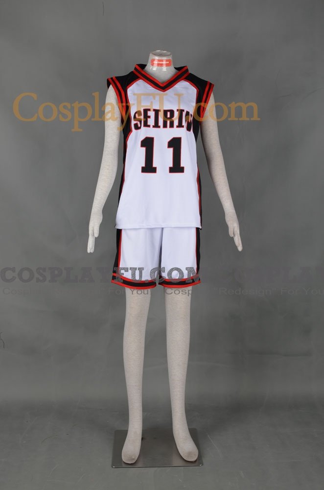 Kuroko Cosplay Costume from Kurokos Basketball