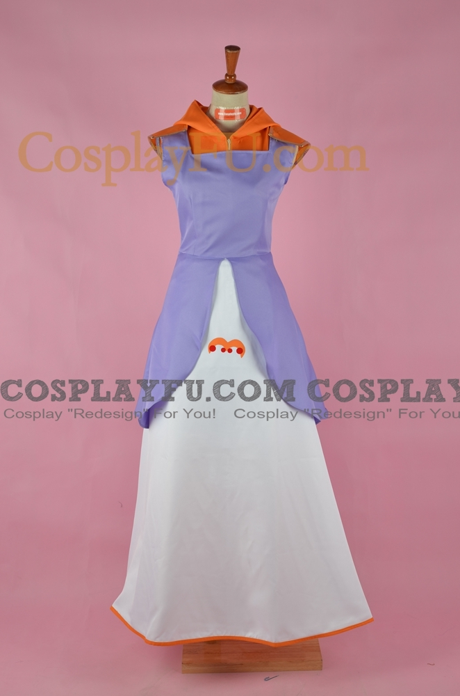 Princess Kenny Cosplay Costume from South Park