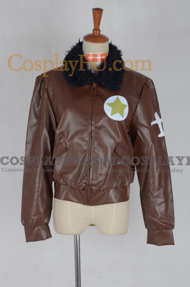 custom america jacket  cv