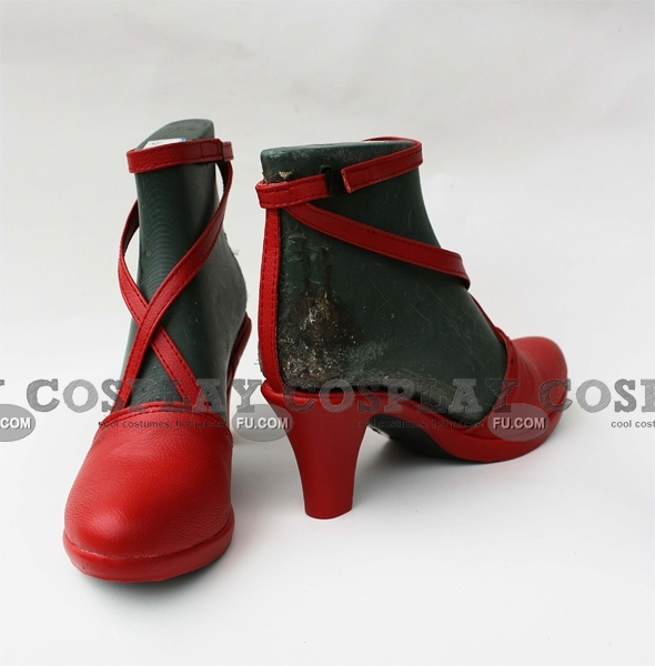 Bad Girl Shoes (1307) Desde No More Heroes