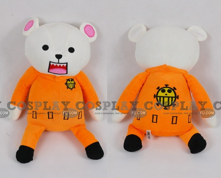 Bepo Plush Desde One Piece