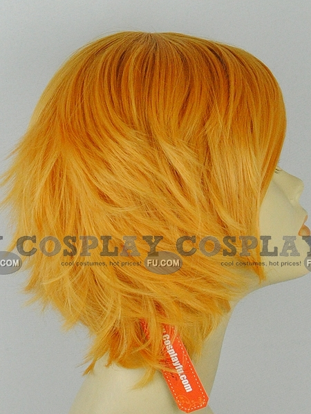 - Blonde-Short-Spike-Costume-Wig-(Jacob)-2