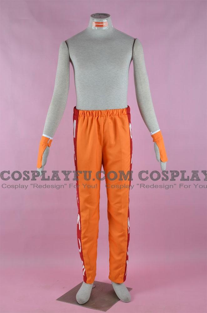 street fighter cosplay Yun