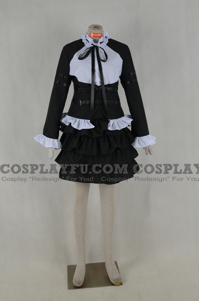 Fairy Tail Erza Cosplay Costumes Erza Cosplay Costume Maid