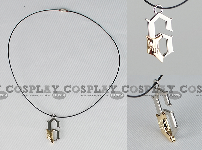 Roach's Holiday Wishlist Grimmjow-Necklace-from-Bleach