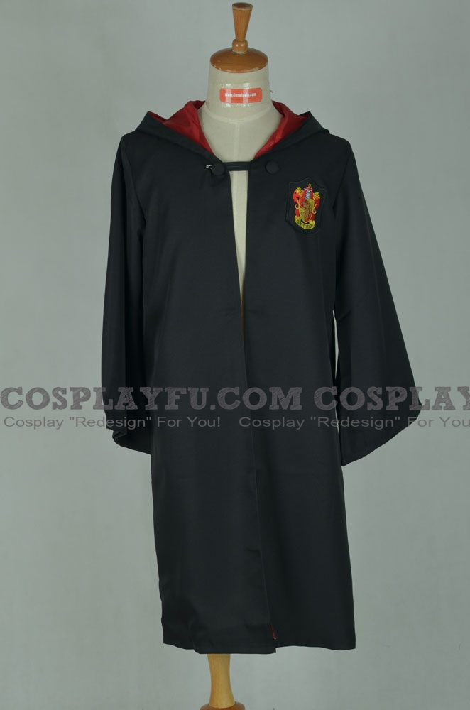 Harry Potter Costume (Gryffindor, Stock) for Kids, Adult and Plus-size ...
