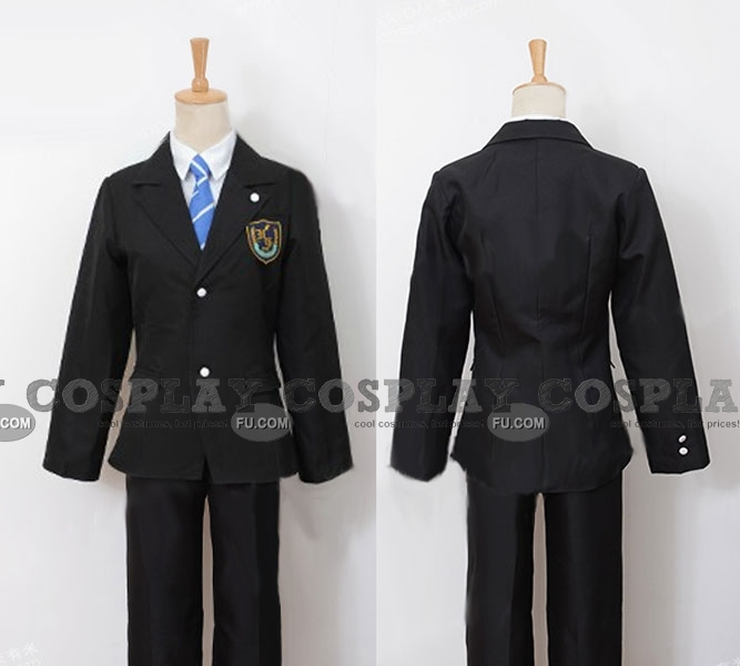 Haruki Cosplay Costume from White Album 2