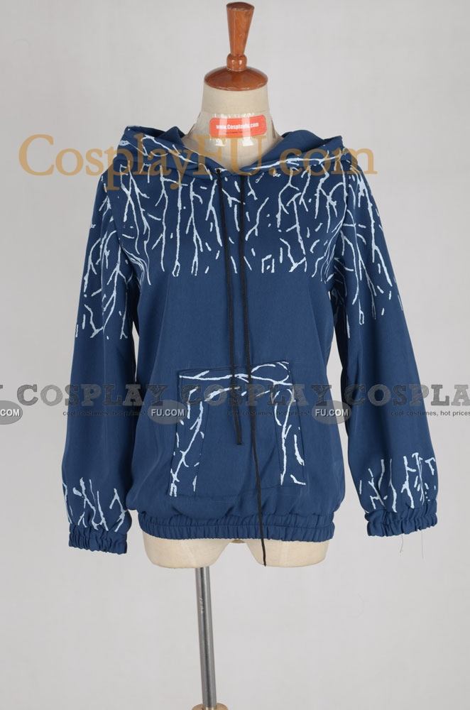 Jack Cosplay (Hoodies) Da Rise of the Guardians