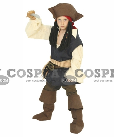 jack sparrow cosplay. For Cosplay Jack Sparrow from