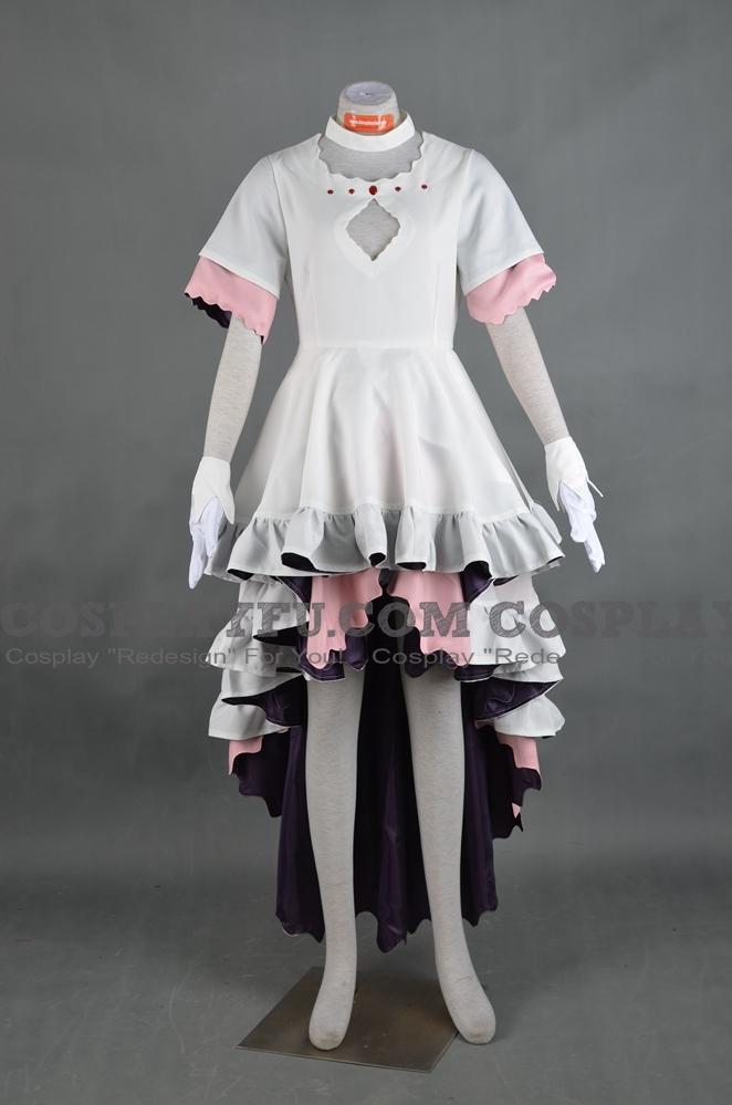 Custom Kaname Cosplay Costume (Ultimate Form) from Puella ...  Custom Kaname C...