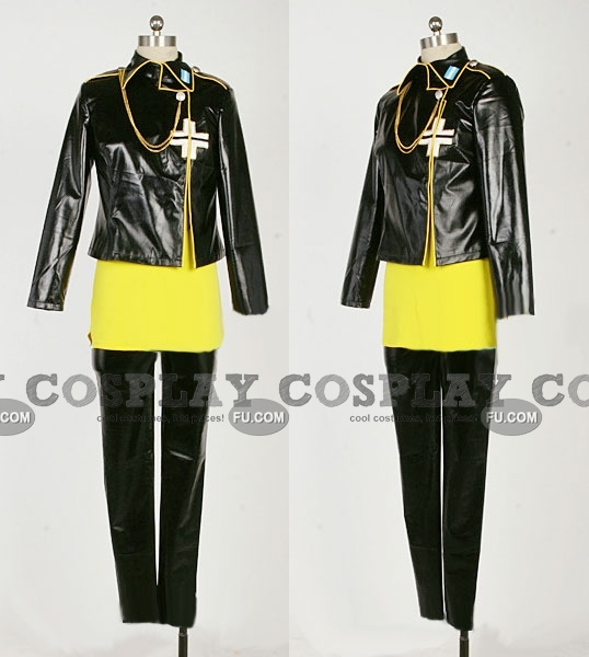 Makoto Cosplay Costume from Devil Survivor 2