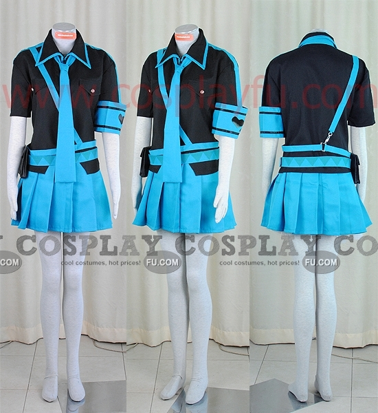 Miku Cosplay (Eager Love Revenge) for Kids, Adult and Plus-size - Cosplayfu.