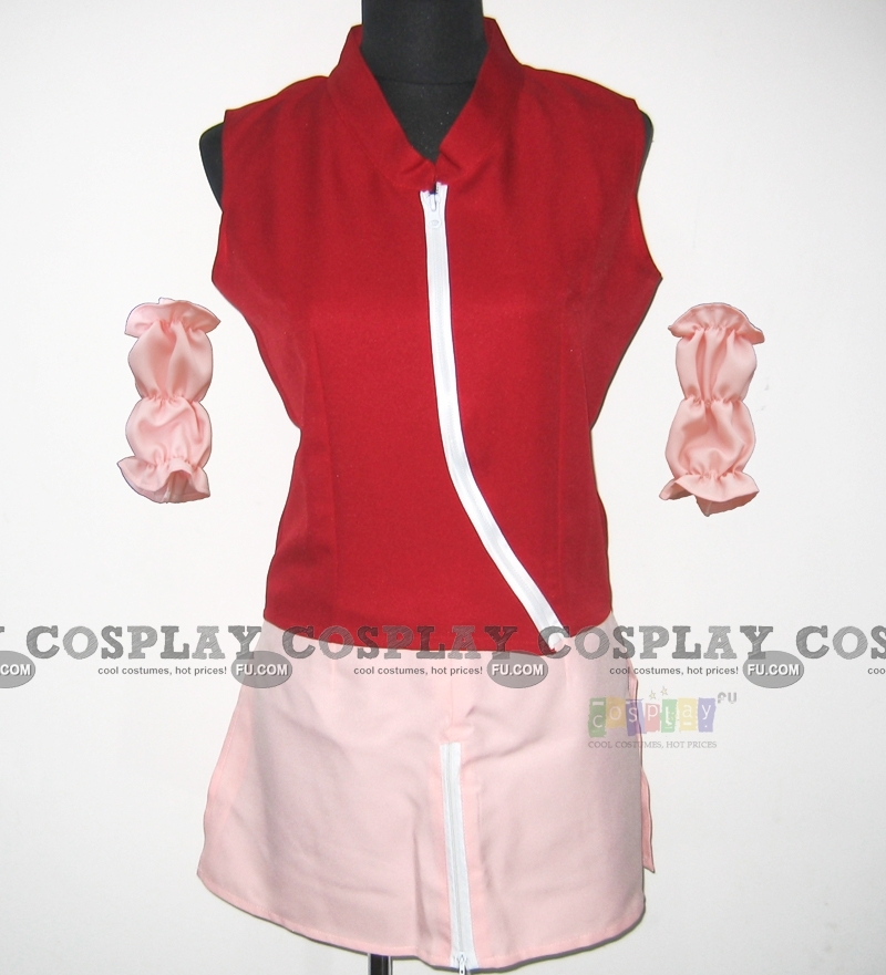 Sakura Haruno Cosplay Stock from Naruto Shippuuden Model Portfolios (Fashion Models, Female Models, Teen Models, ...