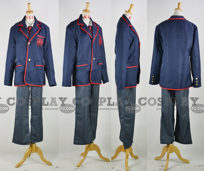 Office Boy Uniform http://www.cosplayfu.com/product/School+Boy+Uniform+from+GLEE