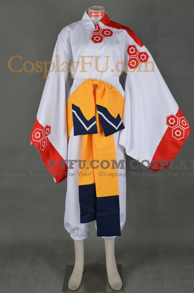 Custom Sesshomaru Cosplay Costume from Inuyasha ...