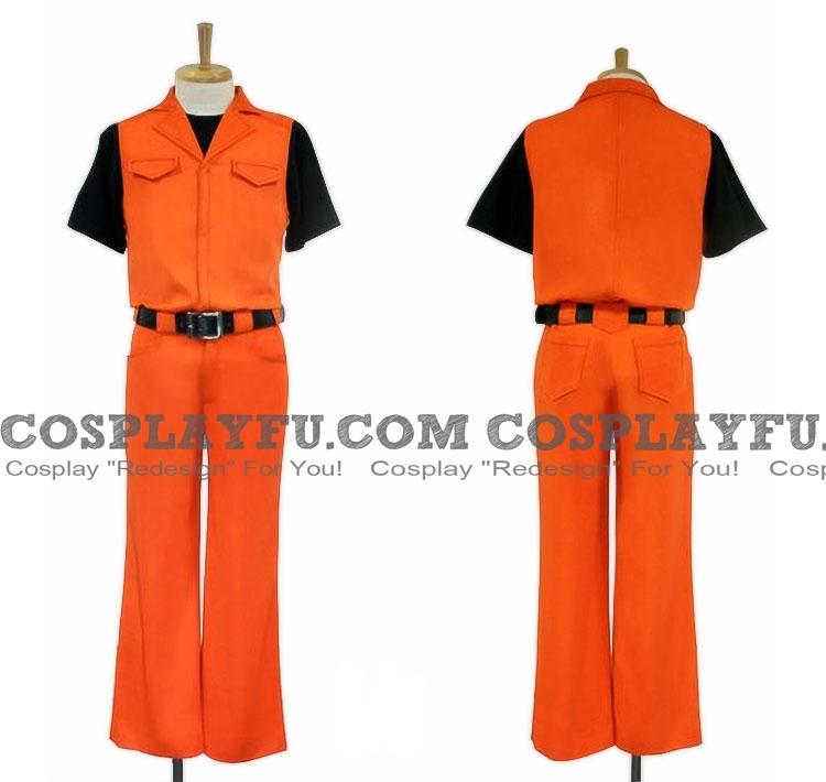 Custom Toriko Cosplay Costume From Toriko