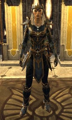 Queen Cosplay Costume from The Elder Scrolls
