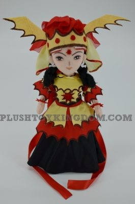 Queen Badiane Plush from Sailor Moon