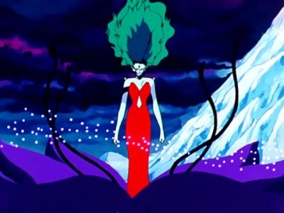 Queen Metalia Plush from Sailor Moon