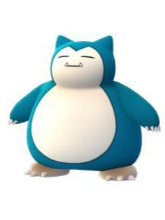 Snorlax Cosplay Costume from Pokemon