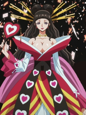 Queen of Hearts Plush from Code Geass