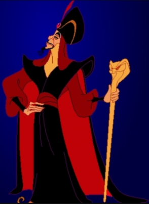 Jafar Plush Toy from Aladdin