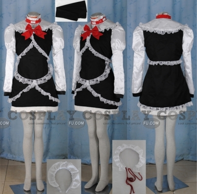 Acme Costume from Vocaloid