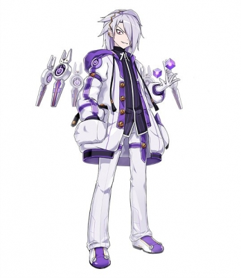 Add Cosplay (Arc Tracer) from Elsword