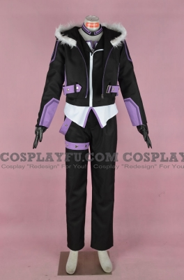 Add Cosplay (Psychic Tracer) from Elsword