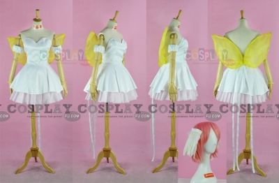 Ahiru Cosplay from Princess Tutu