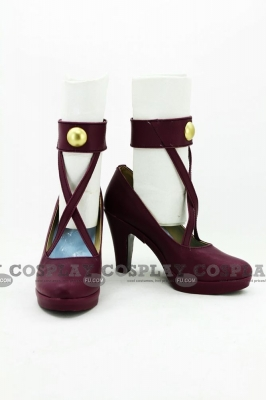 Popstar Ahri Shoes (1820) from League of Legends