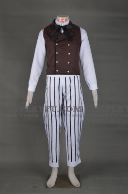 Ai Cosplay (Shining Circus ) from Uta no Prince sama