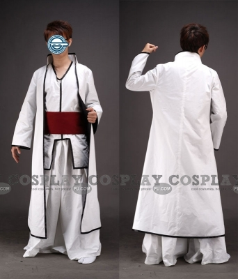 Aizen Cosplay (Hollow 6-215) from Bleach