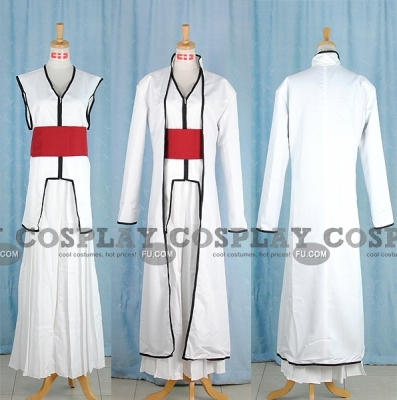 Aizen Cosplay (Hollow) from Bleach