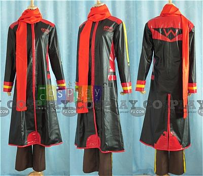 Akaito Cosplay (Red,Black) from Vocaloid
