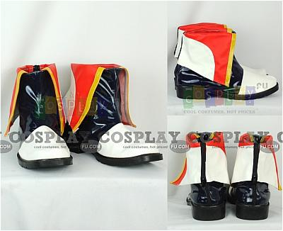 Akaito Shoes (A651) from Vocaloid