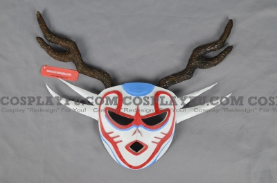 Akali Mask from League of Legends