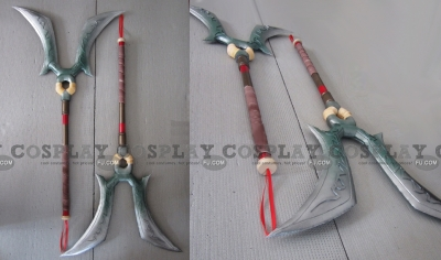 Akali Props (Bloodmoon) from League of Legends