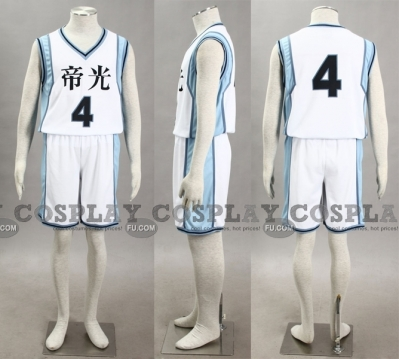 Akashi Cosplay (E173) from Kurokos Basketball