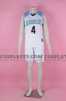 Akashi Cosplay (Rakuzan High) from Kurokos Basketball