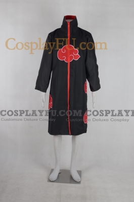 Akatsuki Cosplay (Cloak,Stock) from Naruto Shippuuden