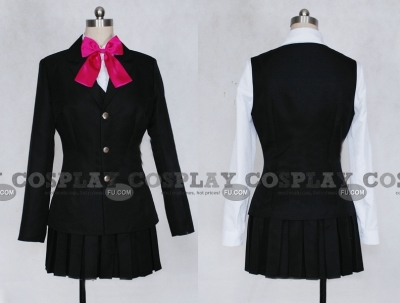 Aki Cosplay (School Uniform) from Silver Spoon