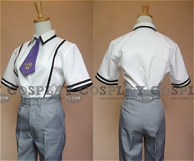 Akihisa Cosplay (Summer Uniform) from Baka to Test to Shokanju