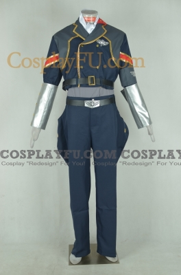 Akito Cosplay from Code Geass Akito the Exiled