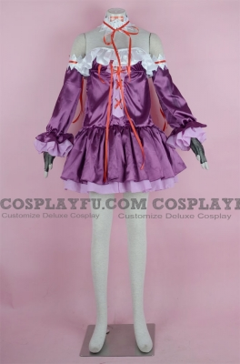 Aku Yamine Cosplay Costume from Vocaloid