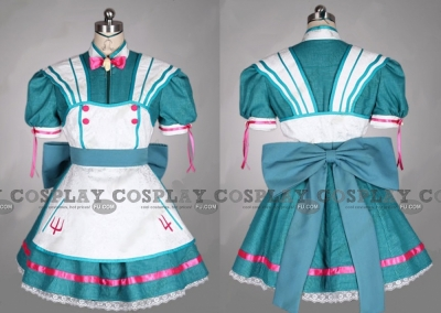 Alice Cosplay (Maid Violence) from Alice Madness Returns