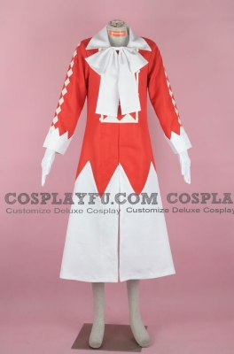 Alice Costume (Red) from Pandora Hearts